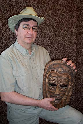 Роберт Глисон, Онтарио, Канада май 2007